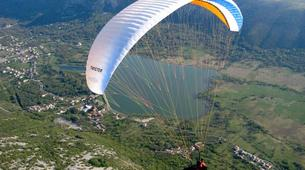 Paragliding-Tribalj-Tandem paragliding in Tribalj near Crikvenica-2