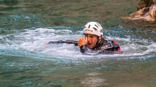 Canyoning-Gorges du Verdon-Randonnée Aquatique dans le Verdon-1