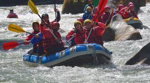 Rafting-Geneva-Rafting excursion on the Dranse River near Geneva-2