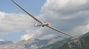 Scenic Flights-Pra Loup, Espace Lumière-Glider flight above the Ubaye Valley, Barcelonnette-3