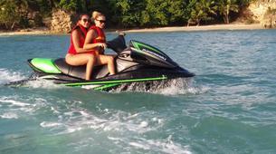 Jet Ski-Le Gosier-Randonnées Jet Ski au Gosier, Guadeloupe-5