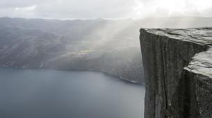 Randonnée / Trekking-Stavanger-Nature hike to Preikestolen (Pulpit Rock) in Ryfylke-7
