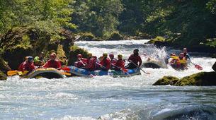 Rafting-Geneva-Rafting excursion on the Dranse River near Geneva-4