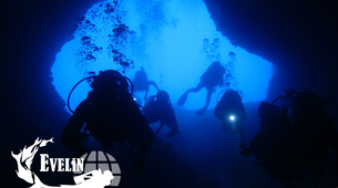 Scuba Diving-Rethymno-Adventure dives in Crete-1
