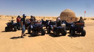 Quad biking-Douz-Quad biking excursion in the Sahara Desert from Douz-2