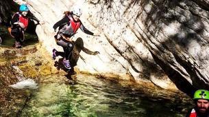 Canyoning-Lac de Garde-Canyoning Vione à Tignale près du Lac de Garde-3