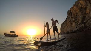 Stand up Paddle-Ibiza-SUP excursions from San Antonio, Ibiza-12
