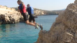 Coasteering-La Canee-Coasteering in Chania, Crete-6