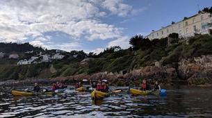 Sea Kayaking-Dublin-Sea Kayaking to Dalkey Island-2
