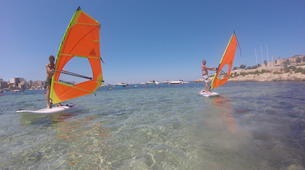 Windsurfing-Malta-Beginner Windsurfing lessons and courses in Malta-8