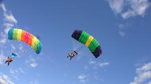 Skydiving-Maspalomas, Gran Canaria-Tandem skydiving near Maspalomas, Gran Canaria-6
