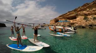 Stand up Paddle-Ibiza-SUP excursions from San Antonio, Ibiza-1