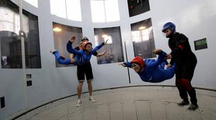 Soufflerie-Bedford-Indoor skydiving in Bedford-4