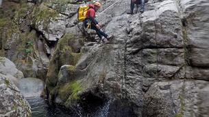 Canyoning-Gorges du Tarn-Canyon of Tapoul in the Cevennes National Park-7