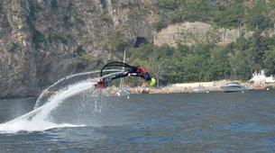 Flyboard / Hoverboard-Monaco-Session Flyboard à Cap-d'Ail près de Monaco-2