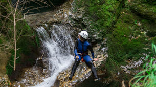 Canyoning-Bled-Canyoning to Lake Bled in Bohinj Valley-1