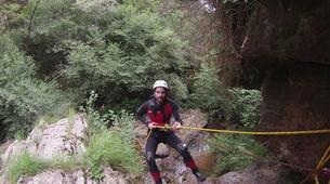 Canyoning-Potes-Canyoning the Rio Navedo near Potes-1