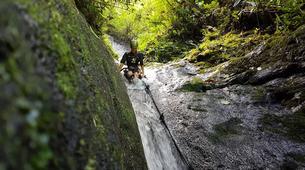 Canyoning-Tahiti-Canyon de Putoa à Tahiti-2