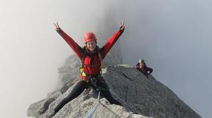 Rock climbing-Kjøpsvik-Rock climbing up Stetind Mountain in Kjøpsvik-3