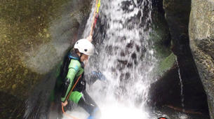 Canyoning-Spanish Catalan Pyrenees-Berros Canyon in the Spanish Pyrenees, near Sort-2