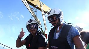 Tyrolienne-Rome-The World's Longest and Fastest Velocity Zip Line near Rome-3