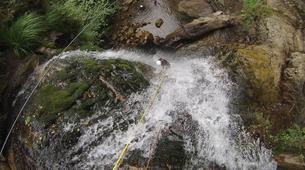 Canyoning-Potes-Canyoning the Rio Navedo near Potes-5