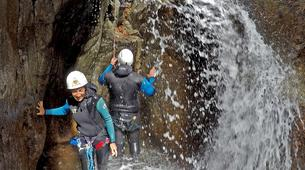 Canyoning-Gorges du Tarn-Canyon of Tapoul in the Cevennes National Park-2