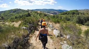 Canyoning-Gorges du Tarn-Sources du Tarn canyon from Saint-Enimie, Lozere-5