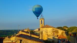 Montgolfière-Gorges du Verdon-Vol en Montgolfière en Provence depuis Puimoisson-3