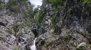 Canyoning-Imst-Xtreme canyoning at Dollinger Gorge in the Tirol-3