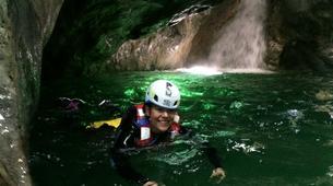Canyoning-Lake Garda-Canyon Palvico, near Lake Garda-2