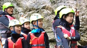 Canyoning-Lake Garda-Family Canyon in Lake Garda-3
