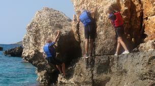 Coasteering-Chania-Coasteering in Chania, Crete-4