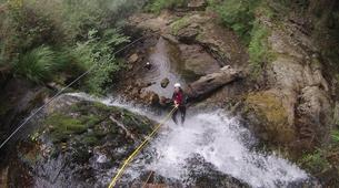 Canyoning-Potes-Canyoning the Rio Navedo near Potes-3