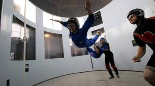 Soufflerie-Bedford-Indoor skydiving in Bedford-3