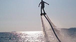 Flyboard / Hoverboard-Dubrovnik-Flyboard on Titova Villa Beach, Dubrovnik-2
