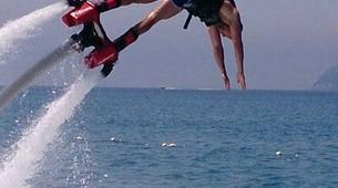 Flyboard / Hoverboard-Dubrovnik-Flyboard on Titova Villa Beach, Dubrovnik-4