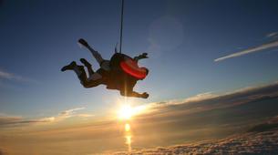 Skydiving-Maspalomas, Gran Canaria-Tandem skydiving near Maspalomas, Gran Canaria-1