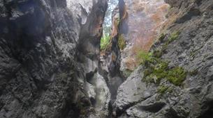 Canyoning-Imst-Xtreme canyoning at Kronburg Gorge in the Tirol-5