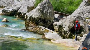 Canyoning-Gorges du Verdon-Randonnée Aquatique dans le Verdon-2