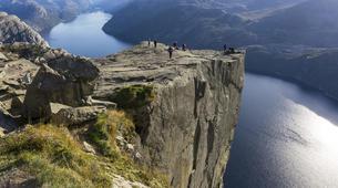 Randonnée / Trekking-Stavanger-Nature hike to Preikestolen (Pulpit Rock) in Ryfylke-6