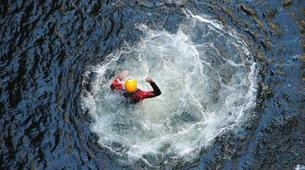 Canyoning-Imst-Adventure canyoning at Plansee Gorge in the Tirol-4