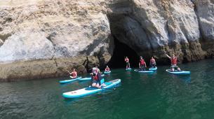 Stand up Paddle-Armação de Pêra-SUP excursion to the Benagil Caves-6