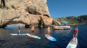 Stand up Paddle-Ibiza-SUP excursions from San Antonio, Ibiza-6