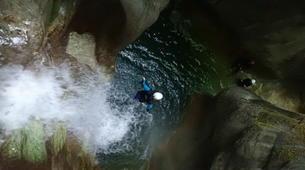 Canyoning-Annecy-Canyon du Pont du Diable, Bellecombes-en-Bauges-7
