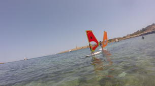 Windsurfing-Malta-Beginner Windsurfing lessons and courses in Malta-4
