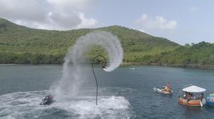 Flyboard / Hoverboard-Saint-Anne-Session flyboard à Sainte-Anne en Martinique-4
