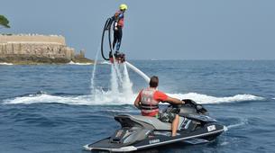 Flyboard / Hoverboard-Monaco-Session Flyboard à Cap-d'Ail près de Monaco-3