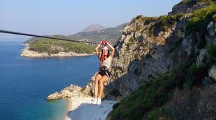 Tyrolienne-Dubrovnik-Zip line coastal adventure in Dubrovnik-4