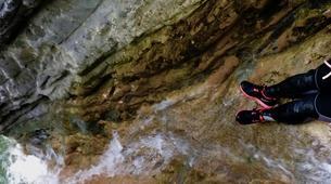 Canyoning-Lac de Garde-Canyoning Vione à Tignale près du Lac de Garde-1